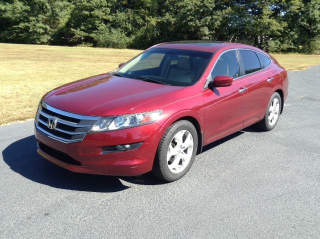 2010 Honda Accord Crosstour EX-L 4dr Crossover
