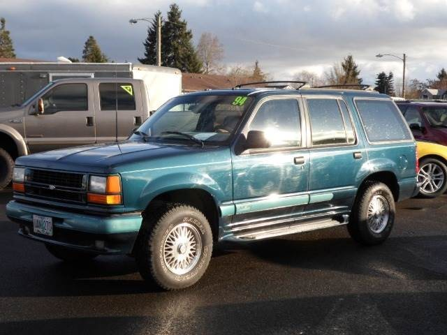1994 Ford Explorer Limited 4WD