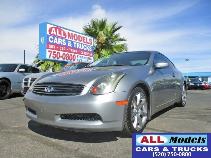 2004 Infiniti G35 Coupe Extremely Clean