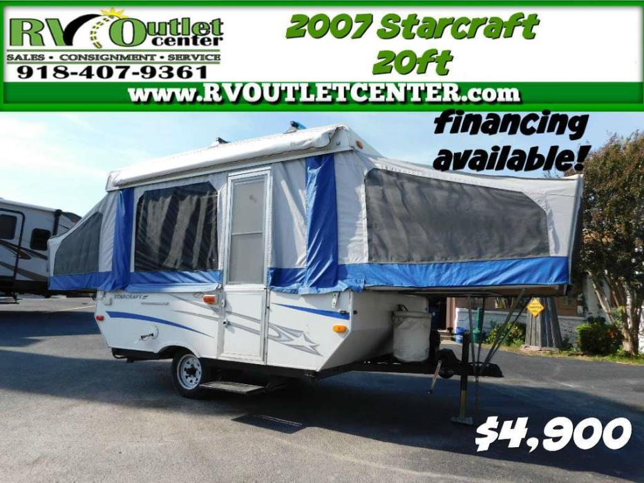 2007 Starcraft Rvs 20ft In Great Shape!