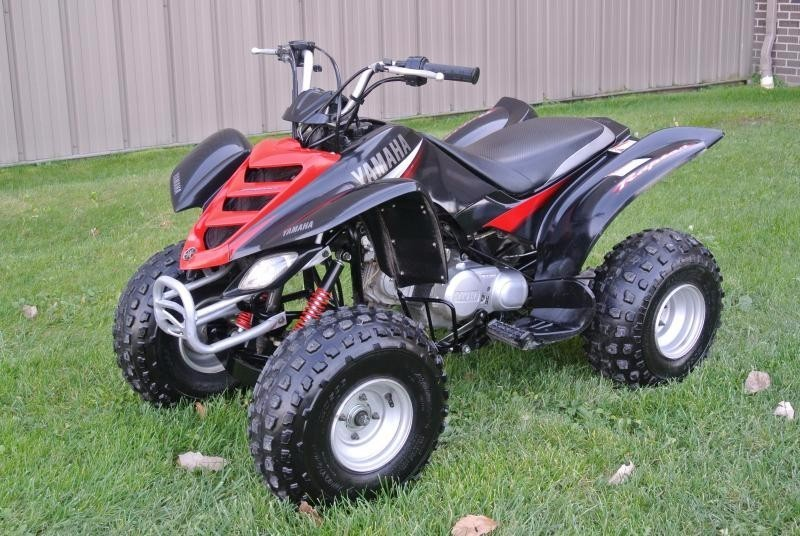 2003 yamaha raptor 80 motorcycles for sale