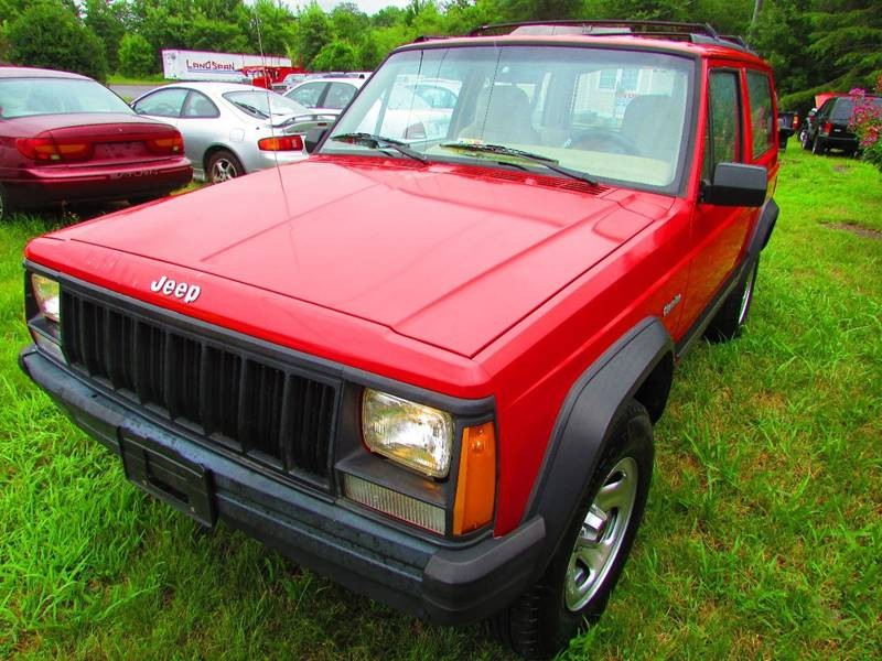 1996 Jeep Cherokee Sport 2dr 4WD SUV