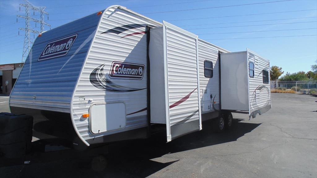 2013 Coleman Coleman Cts330rl Rvs For Sale