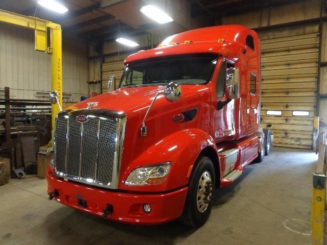 Sleeper Truck For Sale In Columbus Ohio