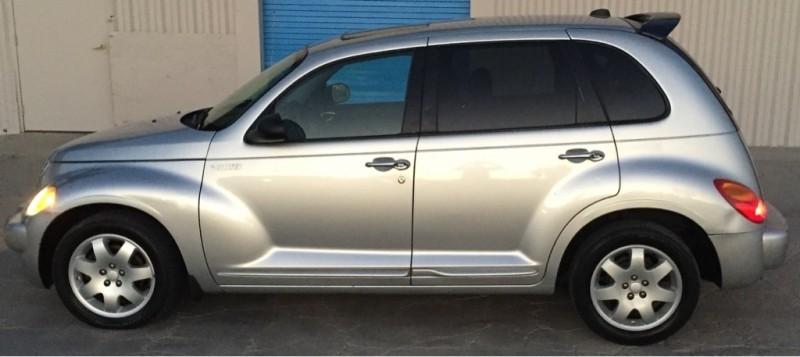 2005 Chrysler PT Cruiser 4dr Wgn Limited