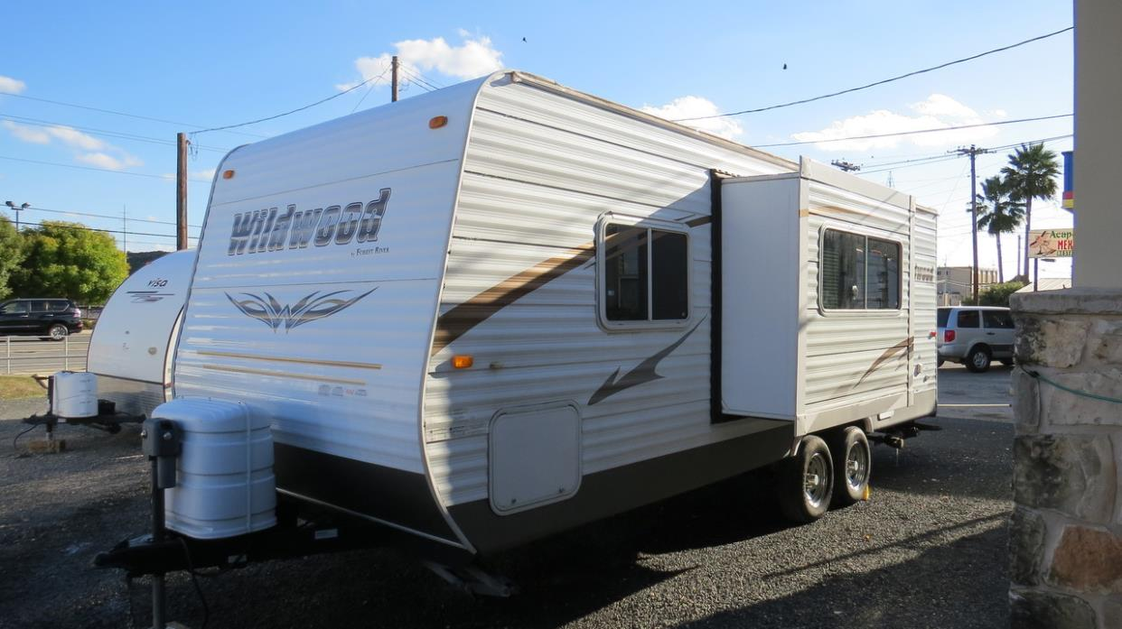 Forest Rvs For Sale In Kerrville Texas