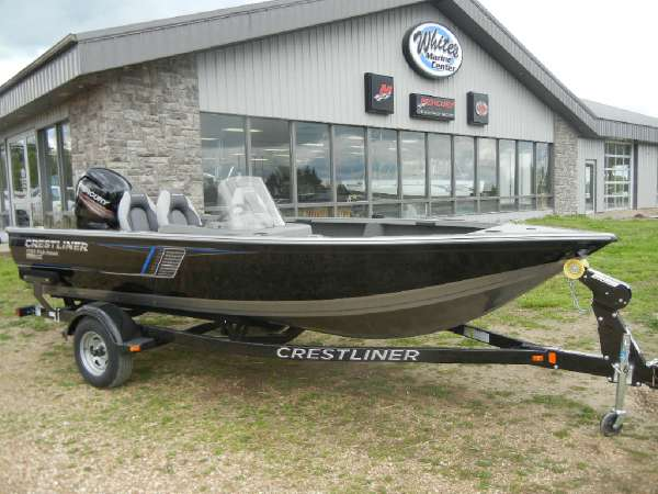 2016 Crestliner 1750 Fish Hawk SC