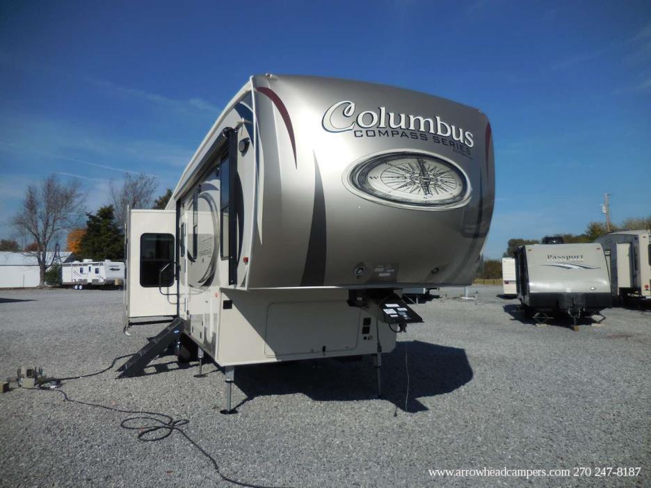 2017 Palomino Columbus 340RK