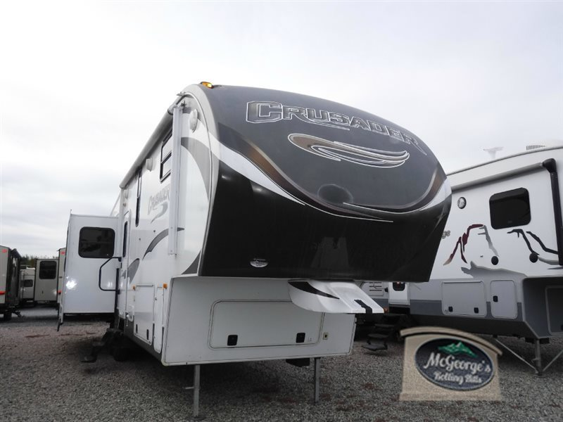 2013 Prime Time Rv Crusader 325RES
