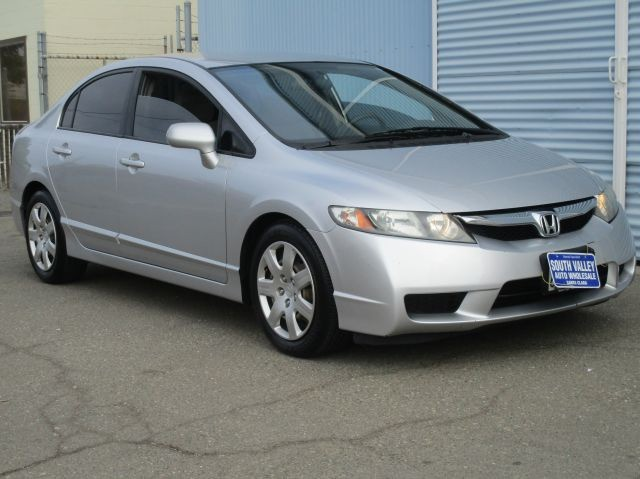2009 Honda Civic LX 4D Sedan