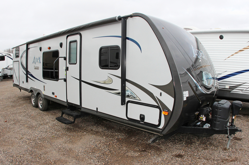 2015 Coachmen Apex 300BHS