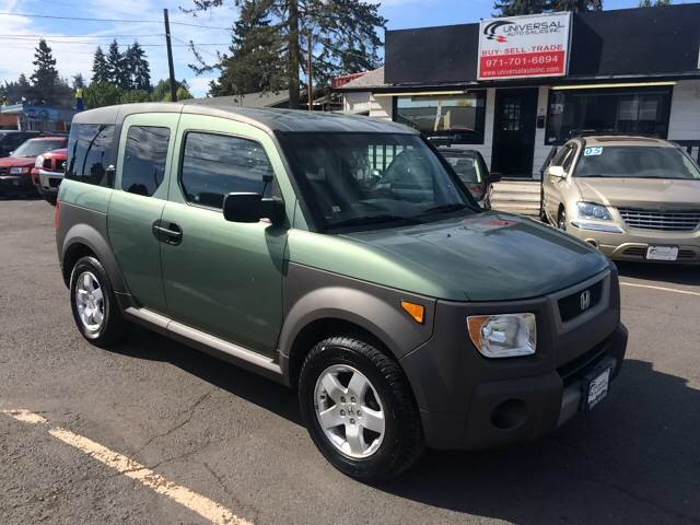 2005 Honda Element EX AWD 4dr SUV