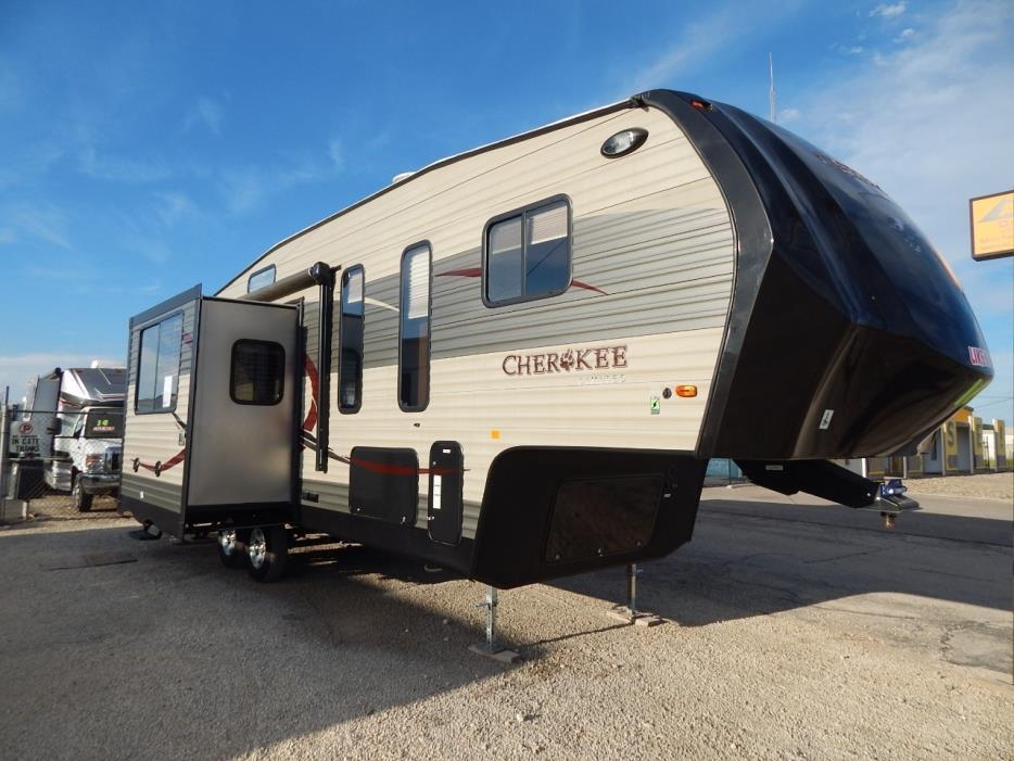 2016 Cherokee 255P