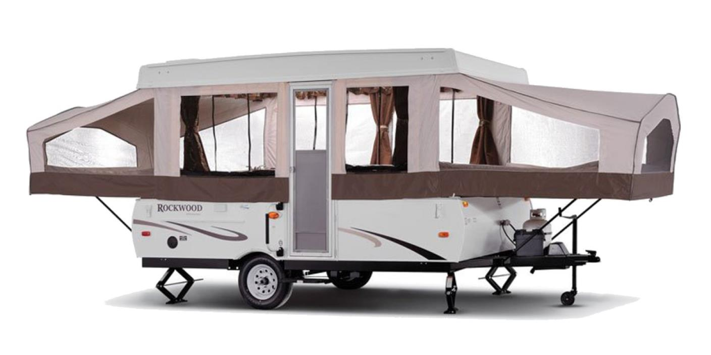 2010 Forest River Rockwood Freedom 1920BH