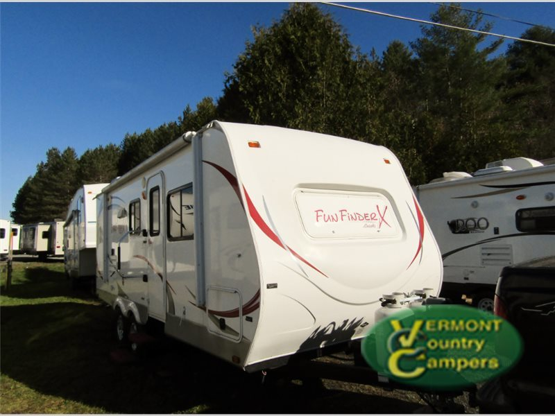 2013 Cruiser Fun Finder F-214WSD