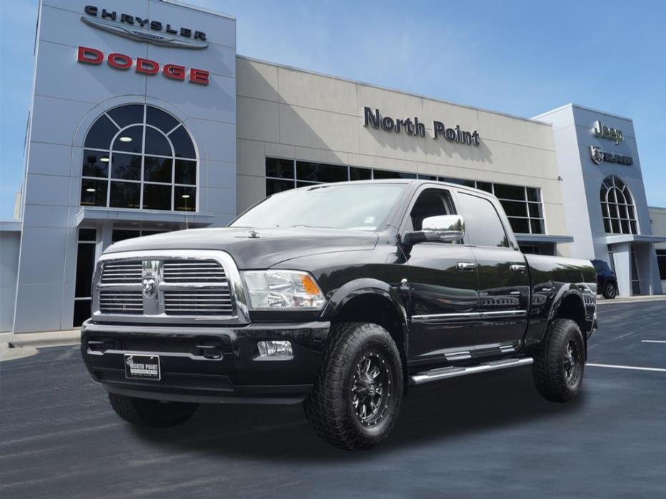 2012 Ram 2500 Laramie Limited  Pickup Truck