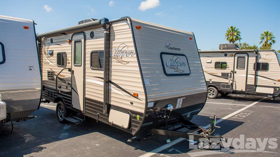 Coachmen Clipper 17Fq >> Coachmen Clipper 17fq RVs for sale