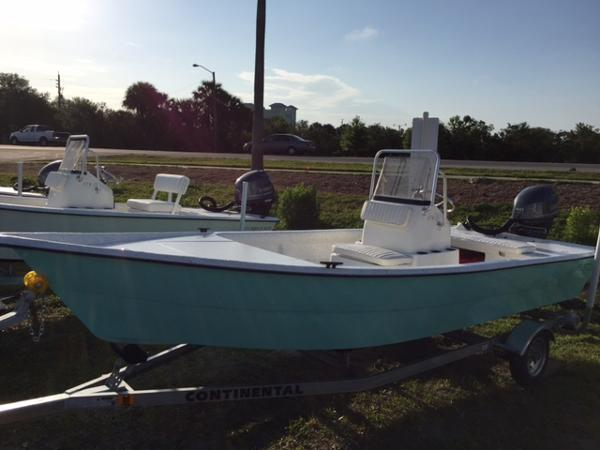 2017 Stumpnocker 174 Sport Skiff