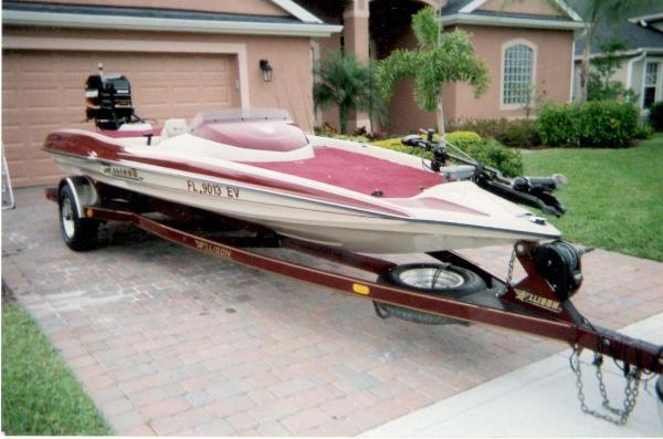 1997 Allison Boats XB-2003