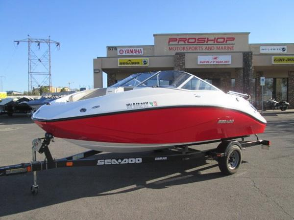 2011 Sea-Doo Sport Boats Challenger 180SE