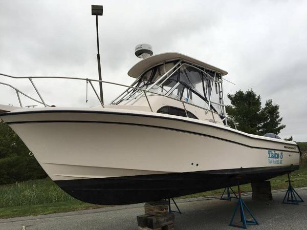 2002 Grady-White Sailfish 282