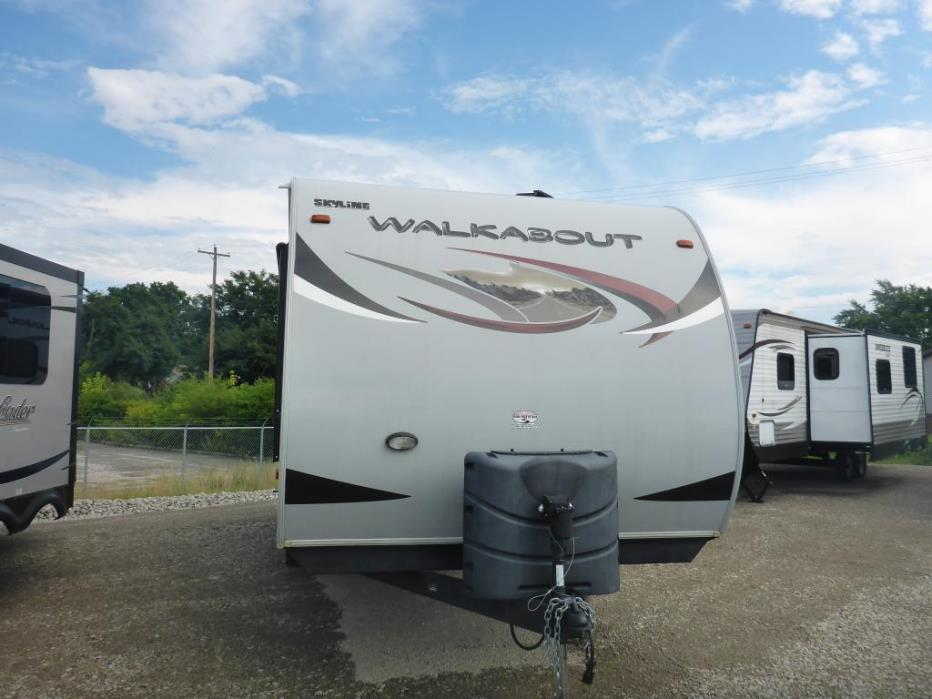 Skyline Walkabout Rvs For Sale