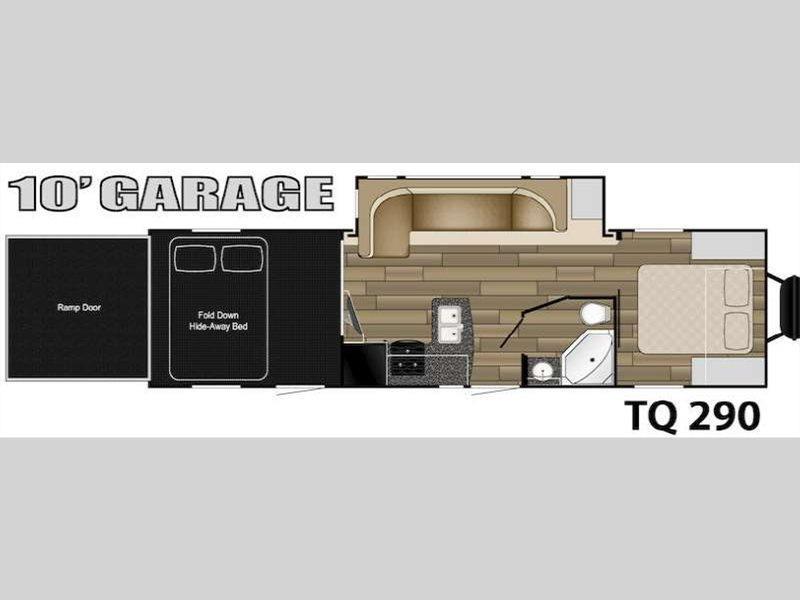 2016 Heartland Rv Torque TQ 290