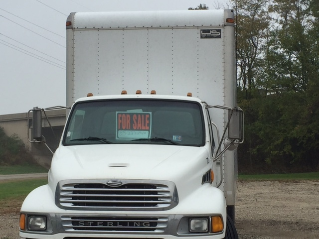 2005 Sterling Acterra Box Truck - Straight Truck