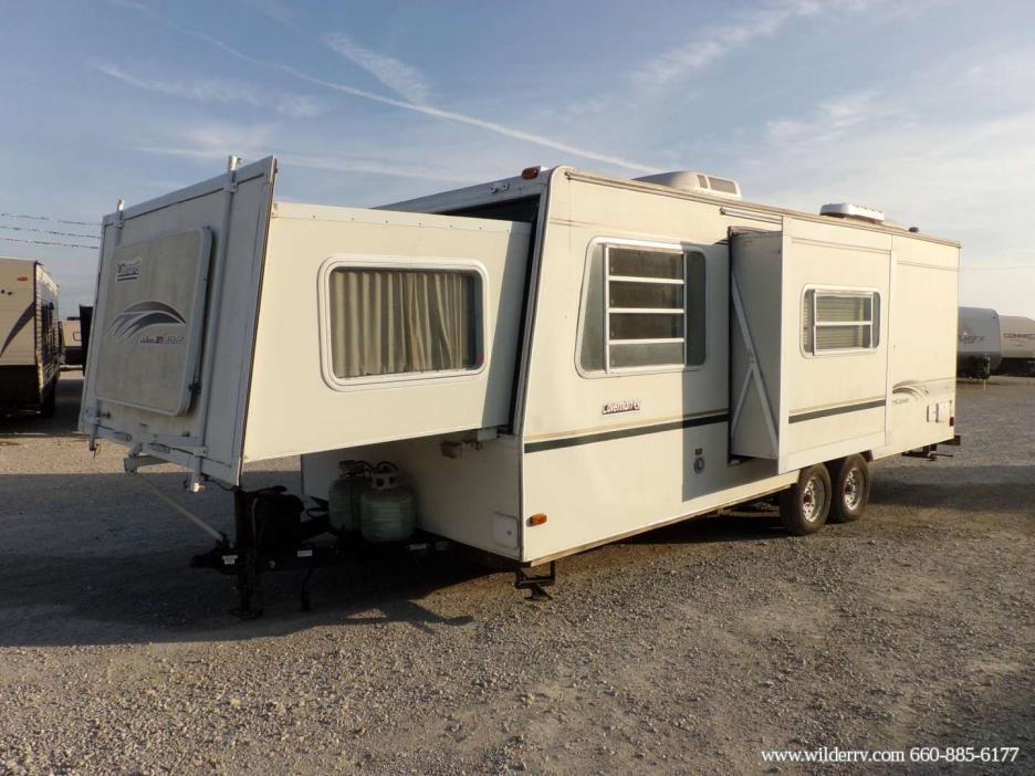 2001 Fleetwood Coleman Caravan 3501