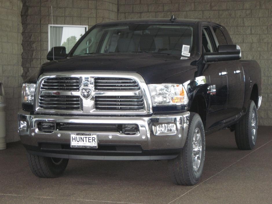 2016 Ram 2500 Big Horn Dealer Demo  Pickup Truck