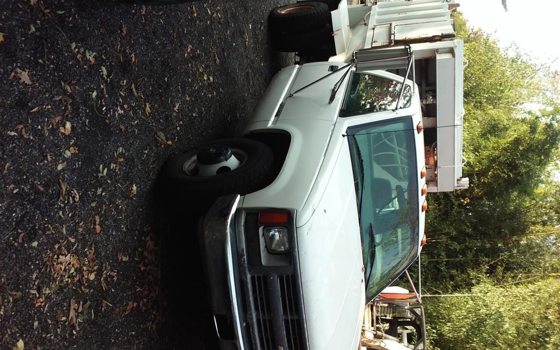1998 Chevrolet C3500 Garbage Truck