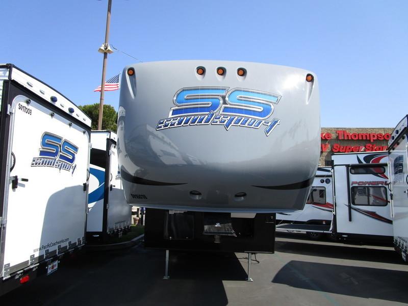 2016 Pacific Coachworks SANDSPORT F295