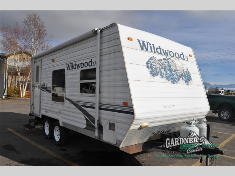 2005 Forest River Rv Wildwood T 19