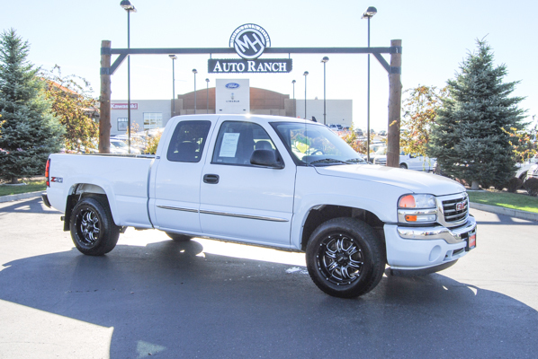 2007 Gmc Sierra 1500 Classic Extended Cab Slt Pickup Truck