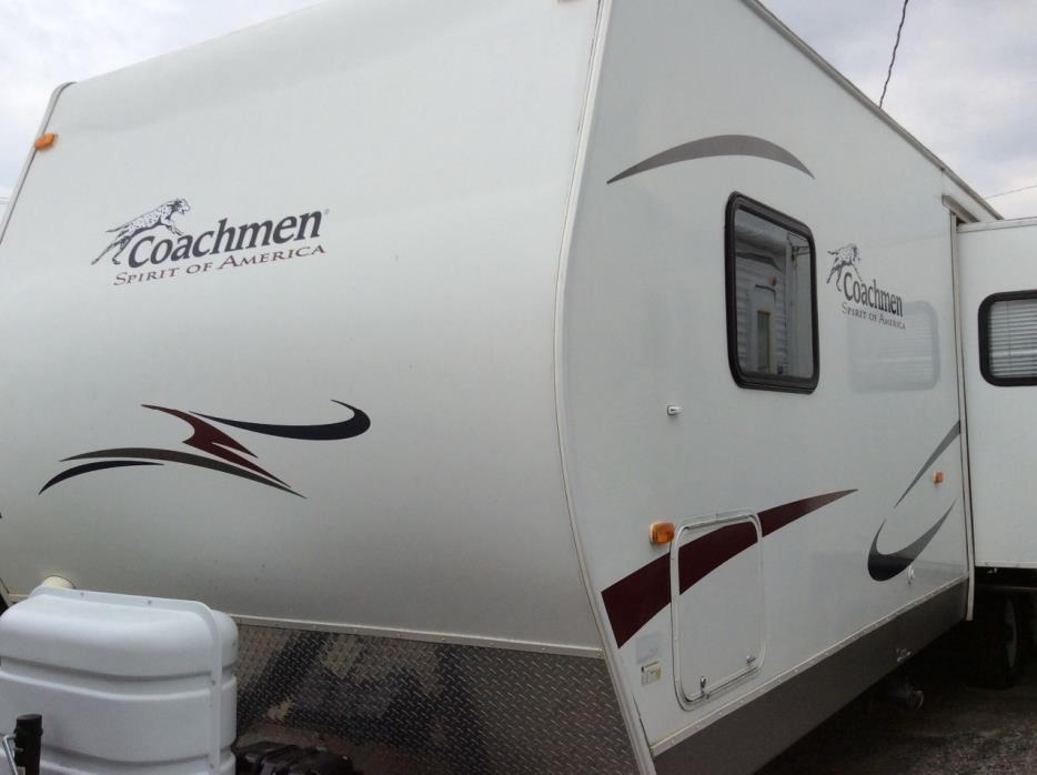 2009 Coachman 29RKS