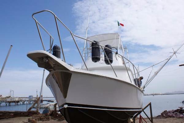 2010 Bertram Custom Abaroa Sportfishing