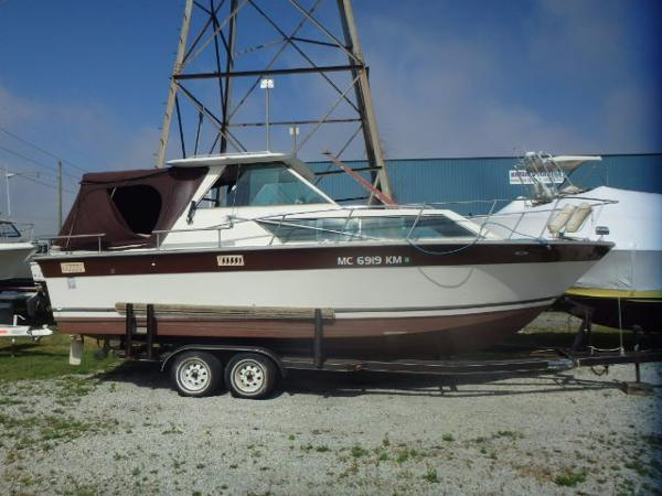 Fishing boats for sale in st joseph michigan for Fishing boats for sale in michigan
