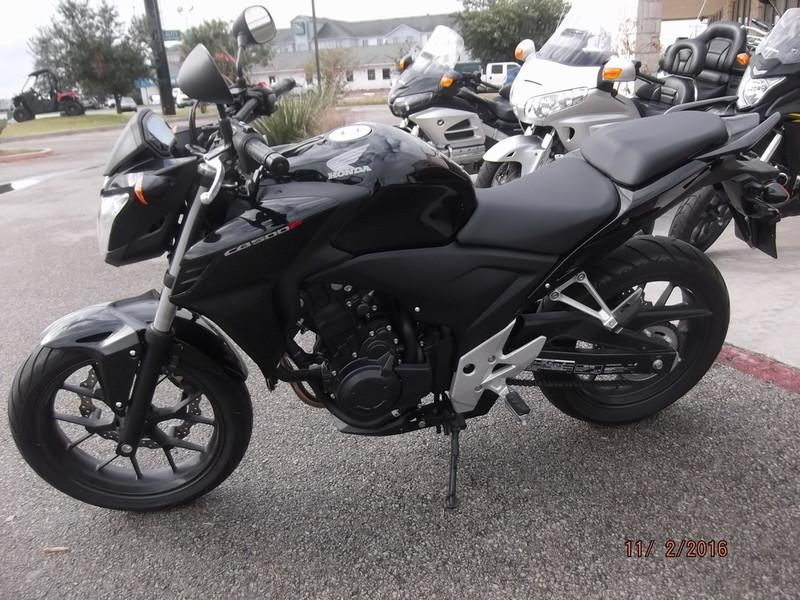 2012 honda cb500f motorcycles for sale in texas. Black Bedroom Furniture Sets. Home Design Ideas