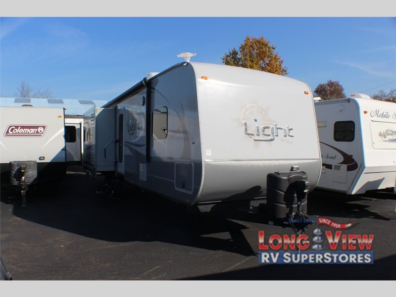 2015 Open Range Rv Light LT308BHS