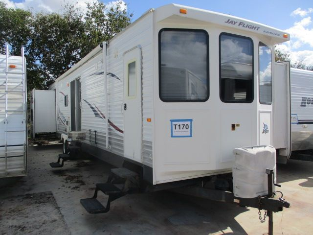 Jayco jay flight bungalow 40 rvs for sale in texas for Ppl motor homes texas