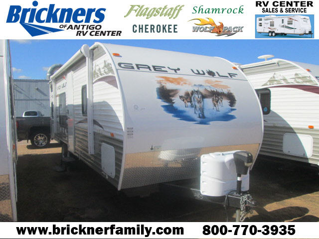 Forest River Grey Wolf 26BH