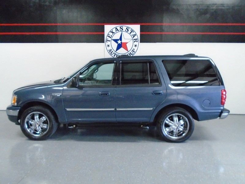2002 Ford Expedition 119 WB XLT