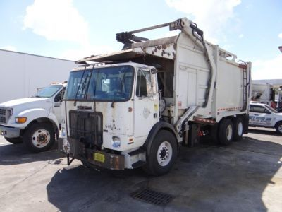 2008 Autocar Wx62d Dump Truck