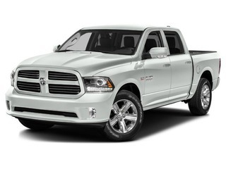 2017 Ram 1500 Slt Big Horn  Pickup Truck