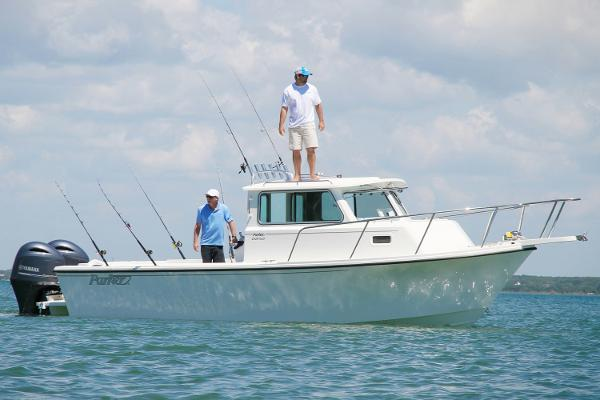 Parker 2520 Boats For Sale In New Jersey