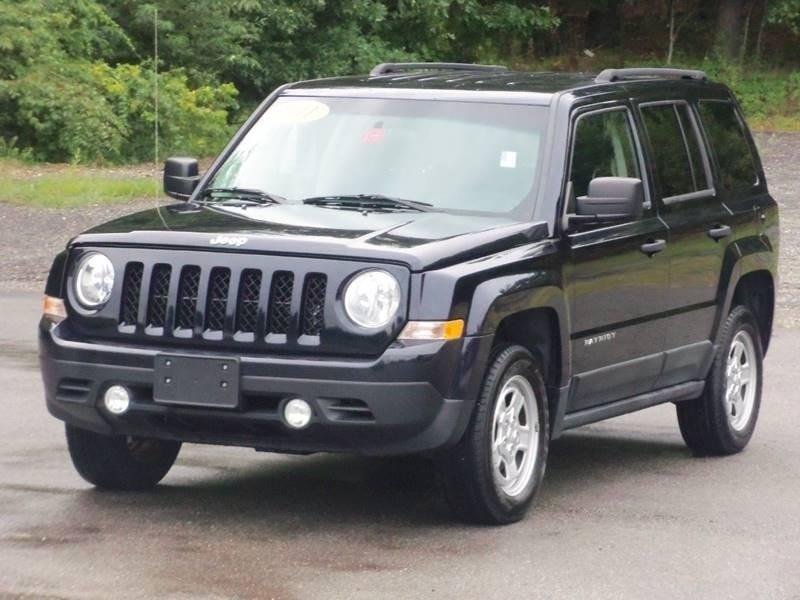 2011 Jeep Patriot Sport 4x4 4dr SUV