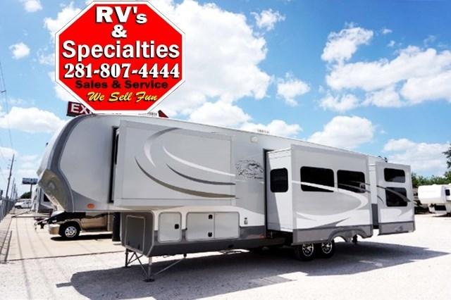 Open Range Rv Roamer 367BHS