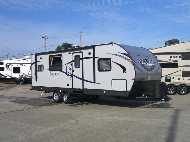Forest River Salem 25rks Rvs For Sale In Oregon