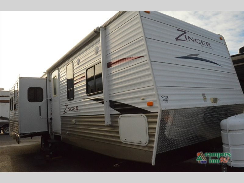 2010 Crossroads Rv Zinger ZT29DS