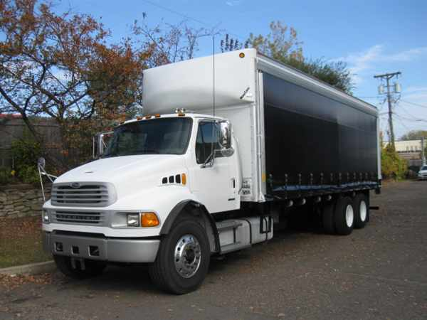 2009 Sterling Acterra  Box Truck - Straight Truck